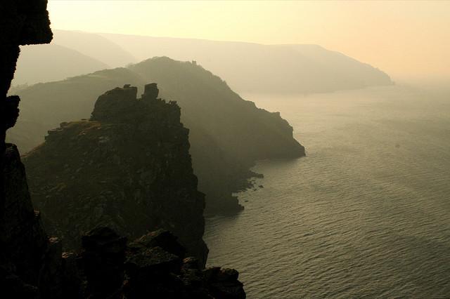 Devon - The Valley of Rocks