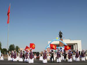 The Switzerland of central Asia - Bishkek