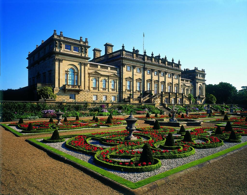 Destination Yorkshire: Harewood House near Leeds