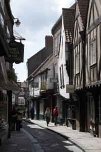 Destination Yorkshire: The Shambles