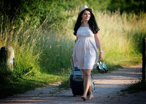 What Every Girl Needs to Pack when traveling abroad
