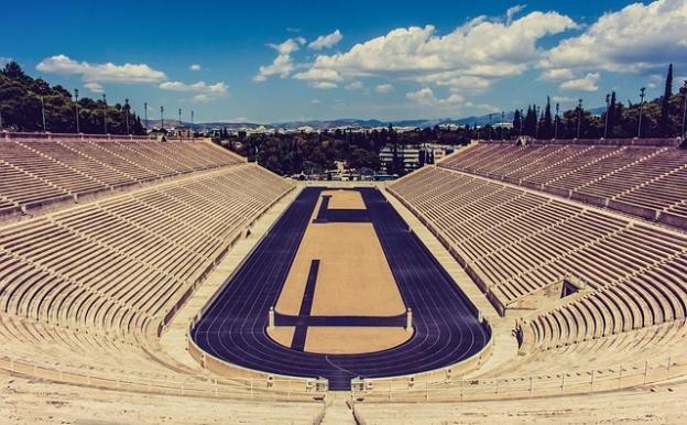 Athens Kalimarmaro stadium