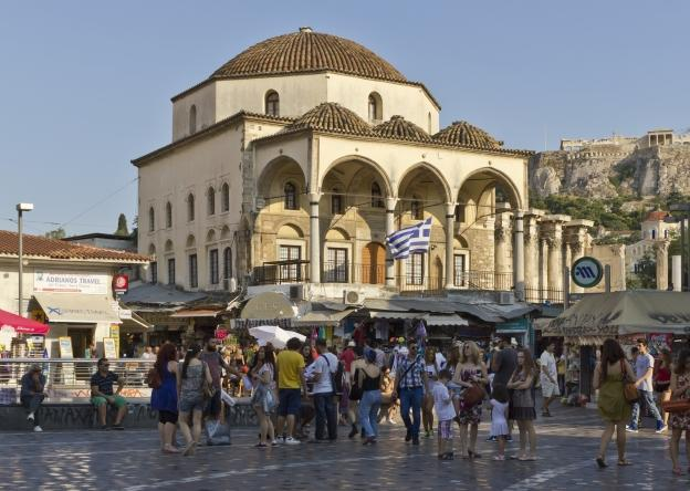 Day tour of Athens - Monastiraki