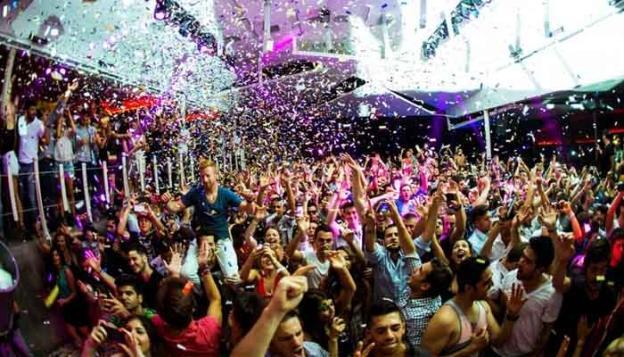 Cavo Paradiso Club 1