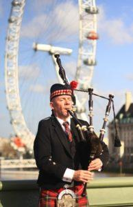 British Bagpipe - Best attractions in the UK