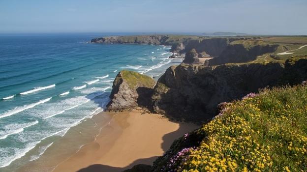 Lansallos in Cornwall 2016
