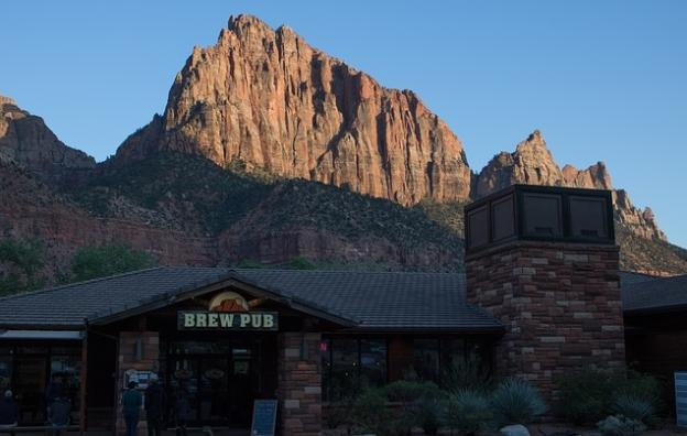 Zion National Park Brew Pub