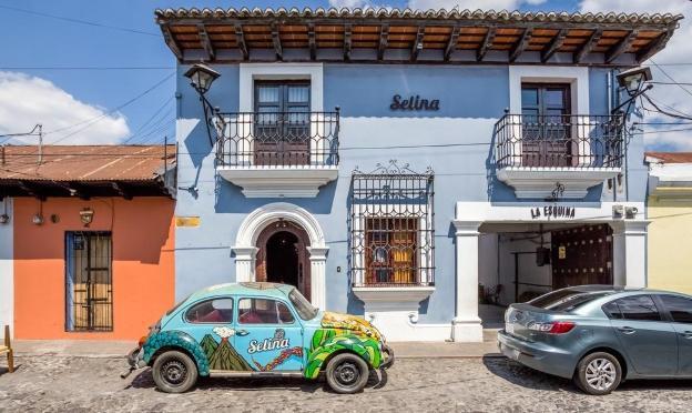 Selina cheap hotels