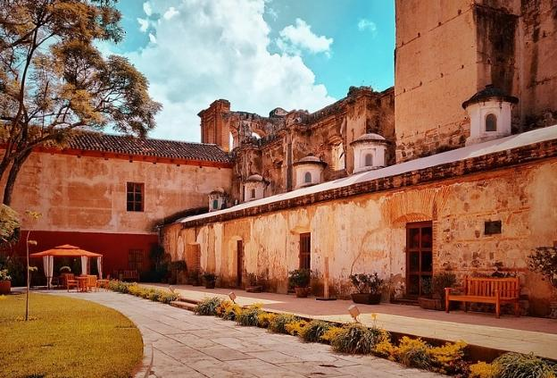 Antigua Guatemala -Cheap Hotels