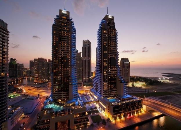 Grosvenor House Luxury Hotel in Dubai