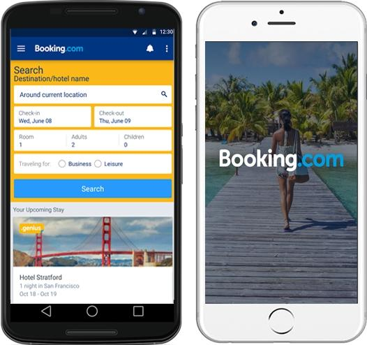 Booking.com - Hotels Near Me