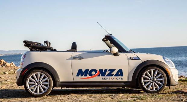 Monza rent a car in crete