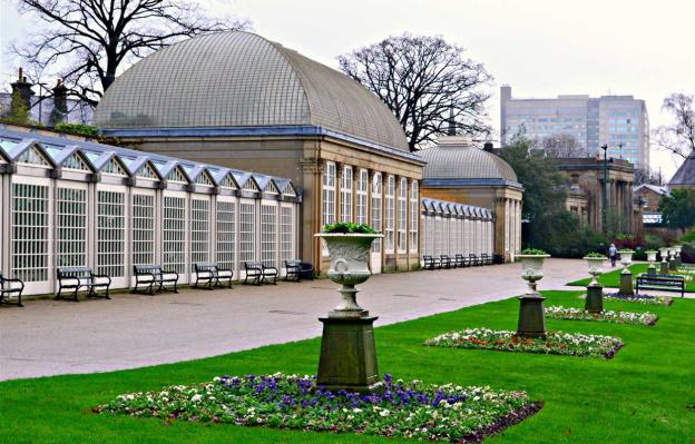 The Botanical Gardens Sheffield