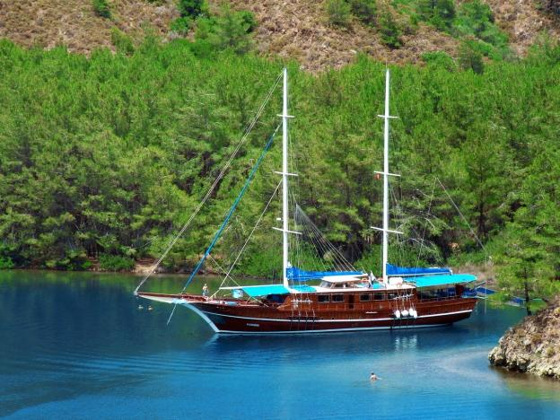 Boat trips from Marmaris Excursions