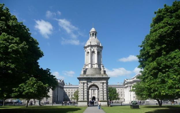 Dublin Trinity College Irleand