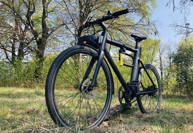 Electric bikes in Dublin Ireland