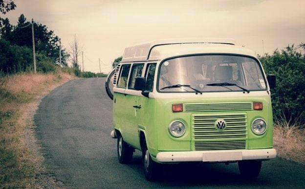 Campervan the perfect tailor made vacation