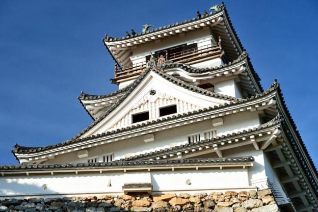Kochi Castle Japan
